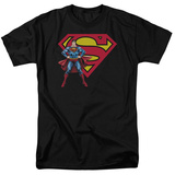 Superman - Superman & Logo Shirt
