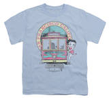 Youth: Betty Boop - Betty's Trolley Shirt