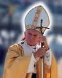 Papst Johannes Paul II. Kunstdrucke