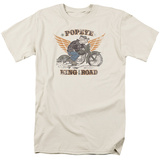 Popeye - King of the Road Shirts