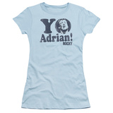 Juniors: Yo Adrian! T-shirts