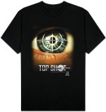 Top Shot Poster T-shirts