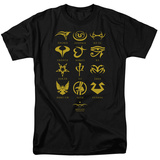 Stargate SG-1 - Gia&#39;uld Characters T-Shirt