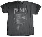 Primus - Monkey In Top Hat Shirt