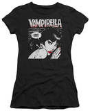 Juniors: Vampirella - I Must Feed T-shirts