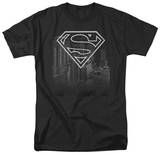 Superman - Skyline T-shirts