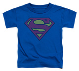 Toddler: Superman - Superman Little Logos T-Shirt