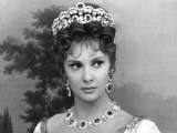 "Gina Lollobrigida in ""Venere Imperiale"" by Jean Delannoy, 1962 Photographic Print by Leonia Celli"