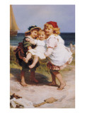 The Dandy Chair Giclee Print by Frederick Morgan