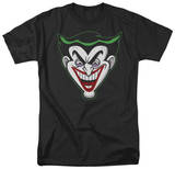 Batman - Animated Joker Head T-shirts