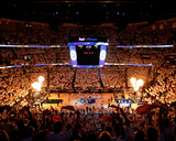 Oklahoma City Thunder v Memphis Grizzlies - Game Six, Memphis, TN - MAY 13 Photographic Print by Kevin Cox