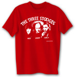 3 Stooges Silhouette T-Shirt