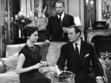 Nadja Tiller, Jacques Dacqmine and Pierre Brasseur: L'Affaire Nina B., 1961 Photographic Print by Marcel Dole