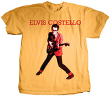 Elvis Costello - My aim is true T-paita