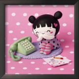 Call Me Prints by Miss Bonbon