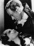 Leslie Howard and Merle Oberon: The Scarlet Pimpernel, 1934 Fotografie-Druck