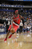 Portland Trail Blazers v Dallas Mavericks - Game One, Dallas, TX - APRIL 16: Gerald Wallace Photographie par Danny Bollinger