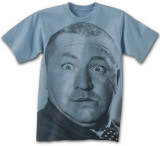 3 Stooges Big Curly T-Shirt