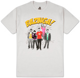 Big Bang Theory - Bazinga! Group Shirts