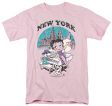 Betty Boop - Singing in New York T-shirts