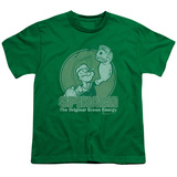 Youth: Popeye - Green Energy T-Shirt