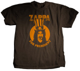 Frank Zappa - President - T shirt