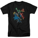 Justic League America - Action Stars T-Shirt