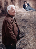 Jean Gabin : La Horse, 1970 Photographie par Marcel Dole