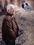 Jean Gabin: La Horse, 1970 Valokuvavedos tekijänä Marcel Dole