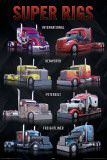 Super Rigs Posters