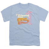 Youth: Pink Panther -   Smart Cat T-Shirt