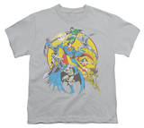 Youth: DC Comics - Spin Circle Fight T-shirts