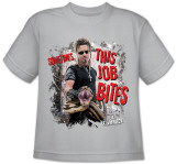 Youth:  This Job Bites T-Shirt