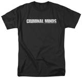 Criminal Minds - Criminal Minds Logo Shirts