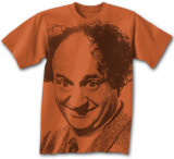 3 Stooges Big Larry T-Shirts