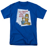 Garfield - Duly Noted Shirts