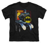 Youth: Batman - Bat Racing Shirts
