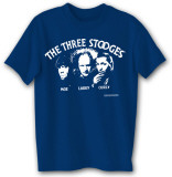 3 Stooges Silhouette Shirts