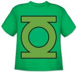 Toddler: DC Comics - Lantern Symbol Shirts