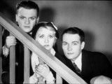 James Cagney, Edward Woods et Joan Blondell : The Public Enemy, 1931 Photographie