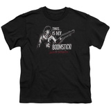 Youth:   Boomstick Shirt