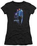 Juniors: Star Trek - Galactic Spock T-shirts