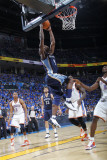 Memphis Grizzlies v Oklahoma City Thunder - Game One, Oklahoma City, OK - MAY 1: Tony Allen Photographic Print by Layne Murdoch