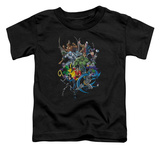 Toddler: Batman - Saints and Psychos T-shirts