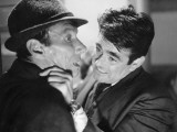 Stuart Whitman and Reggie Nalder: Le Jour et L&#39;Heure, 1963 Photographic Print by Marcel Dole