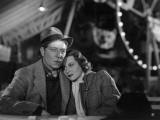 Jean Gabin and Michèle Morgan: Le Quai Des Brumes, 1938 Fotodruck