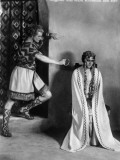 Margarete Schön and Paul Richter: Die Nibelungen: Siegfried, 1924 Photographic Print