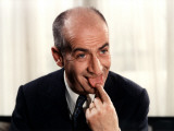 Louis de Funès: Le Tatoué, 1968 Photographic Print by Marcel Dole