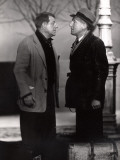 Jean Gabin and Bourvil: La Travers&#233;e De Paris, 1956 Fotografie-Druck von  Limot
