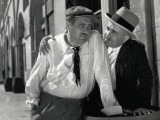 Raimu and Fernand Charpin: Fanny, 1932 Fotografisk trykk